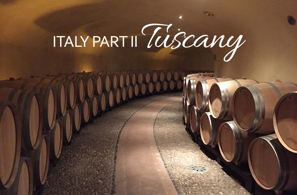Italy, Part II: 3 Days in Tuscany
