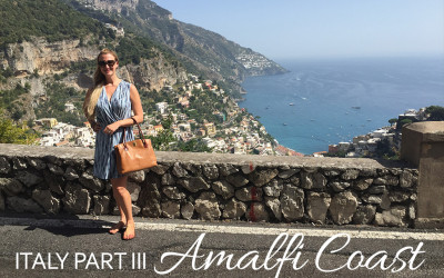 Italy, Part III: 3 Days on the Amalfi Coast