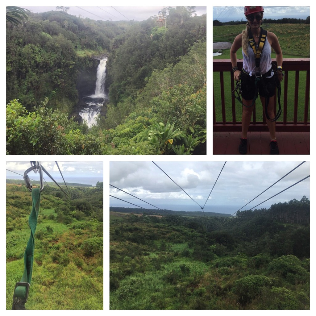 hawaii ziplining