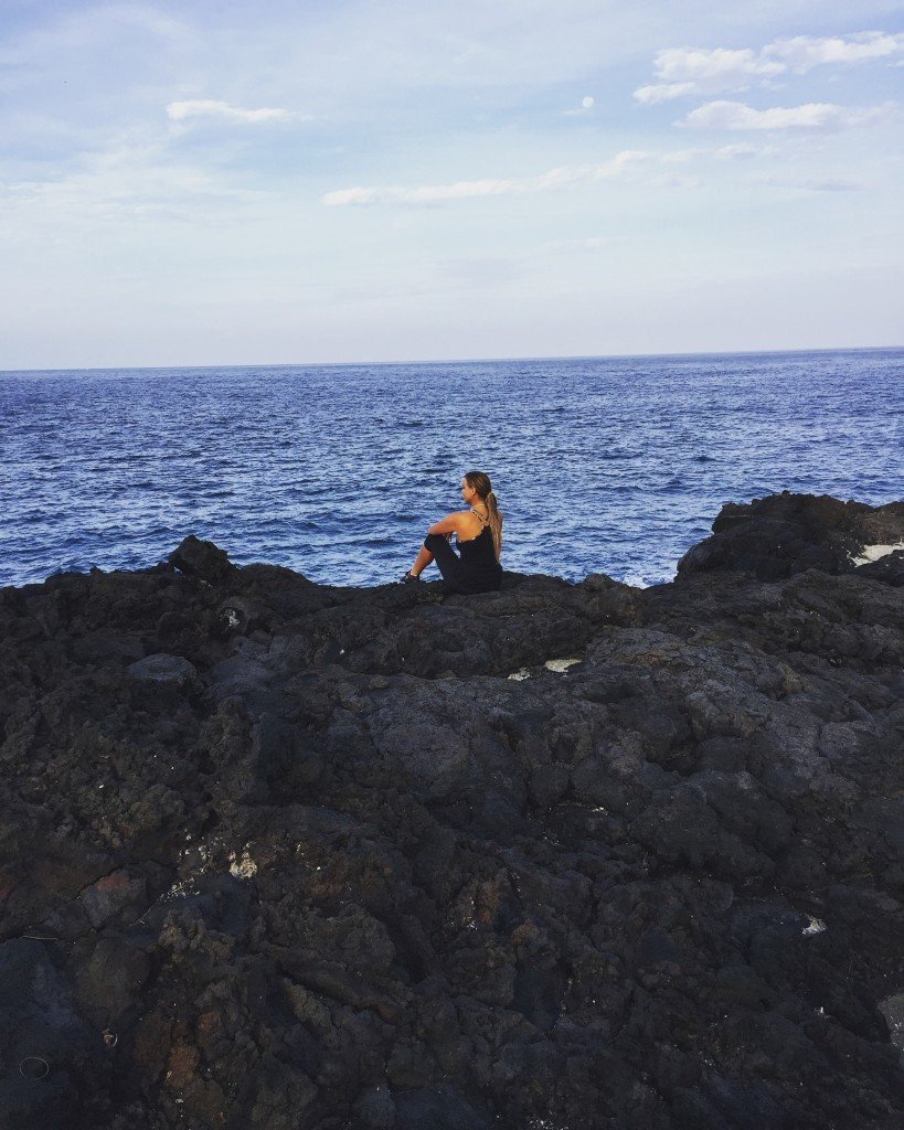 Hawaii meditation
