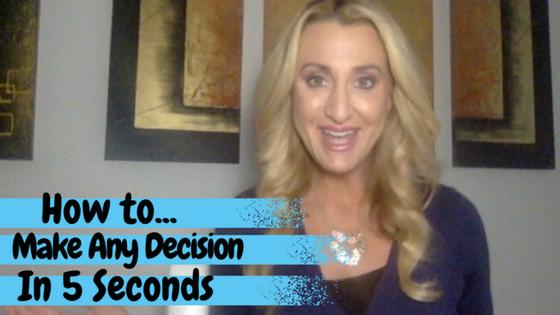How To… Make A Decision